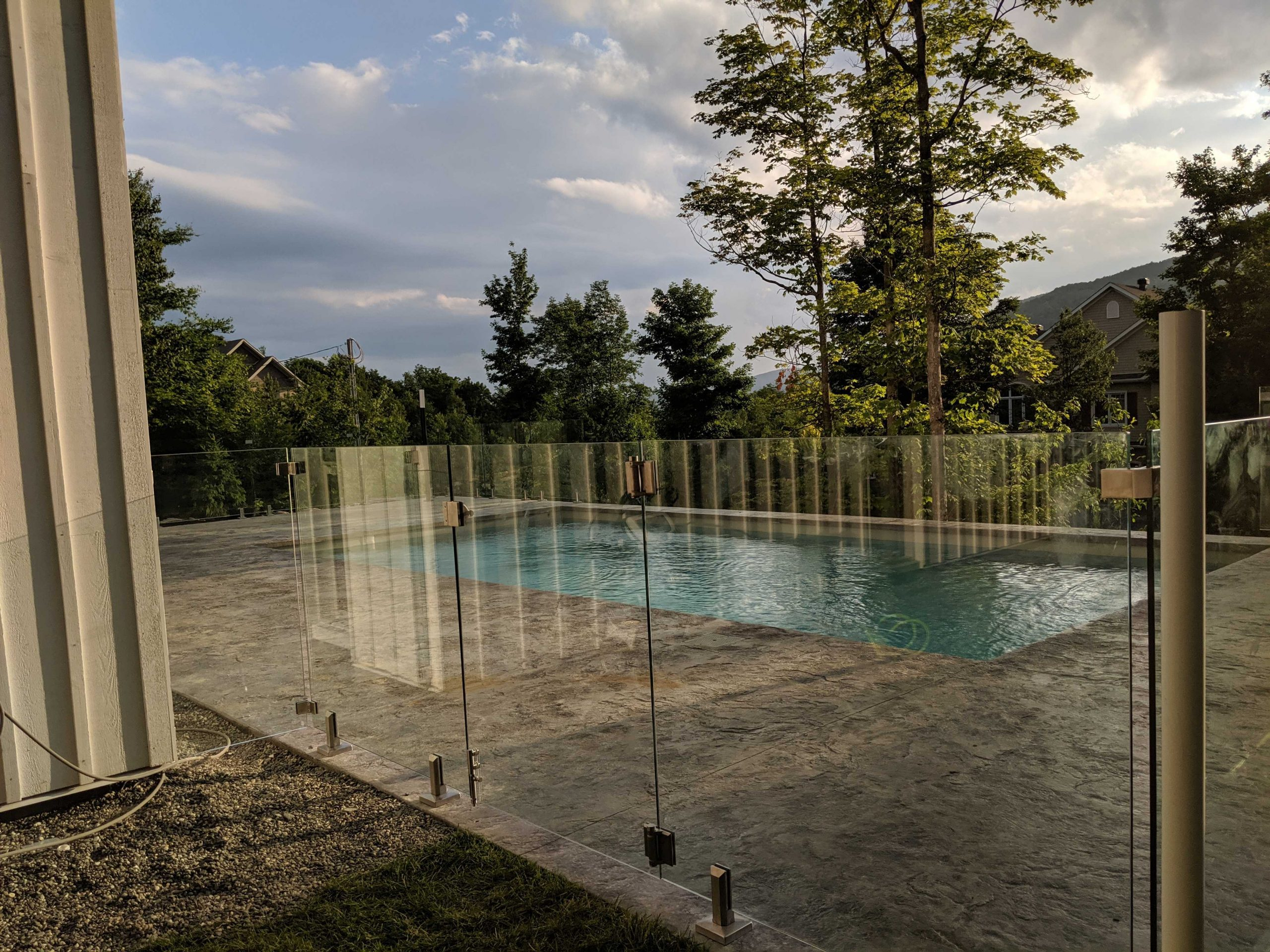 Frameless Glass Pool Fencing The Best Choice Glassupply Com